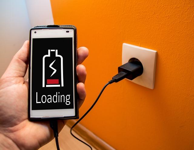 Cara Charging Smartphone Baru