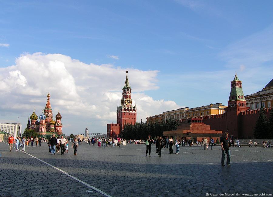 Красная площадь | The Red Square
