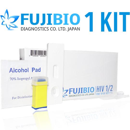 Fujibio HIV 1/2 One Step Device.: Fujibio HIV 1/2 One Step Device