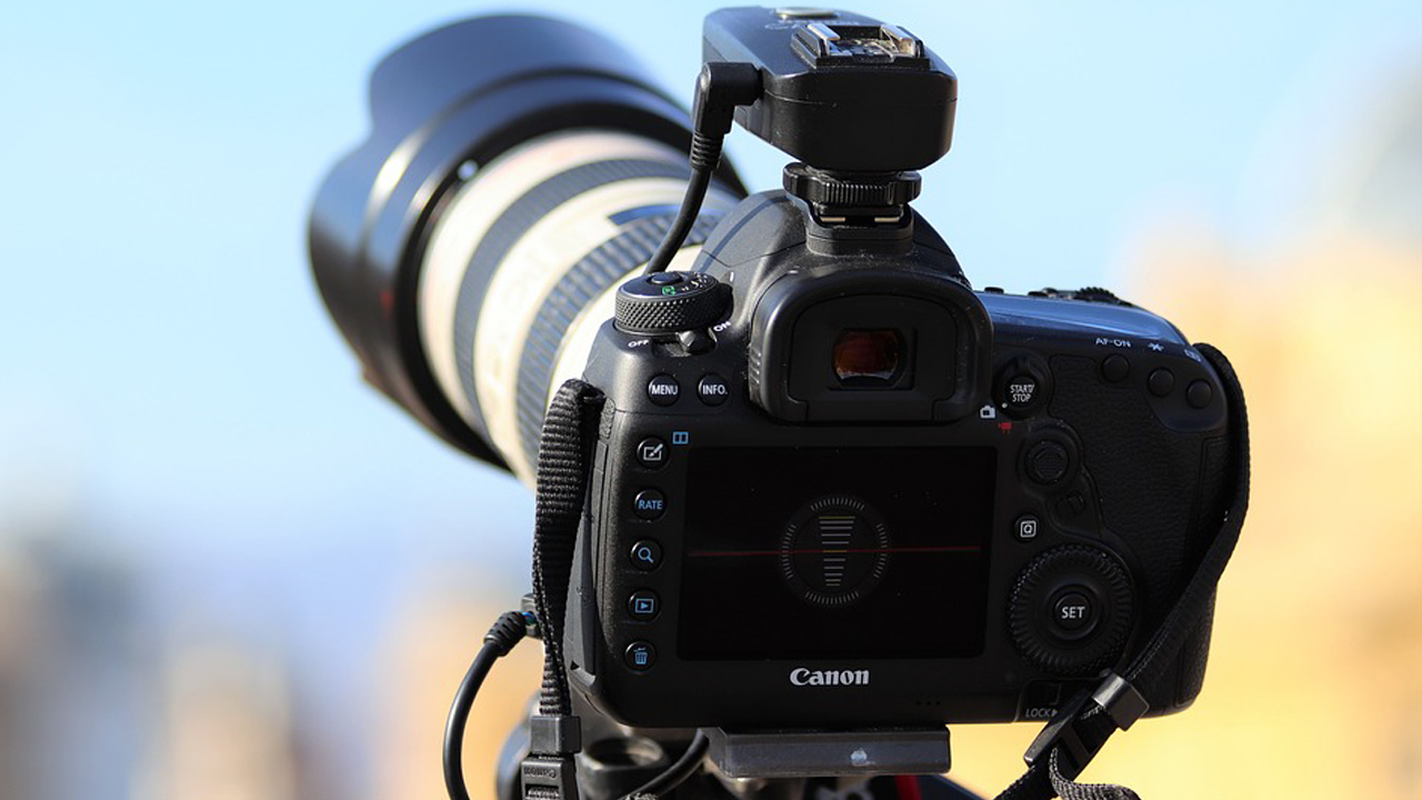How to choose a professional camera in 2019