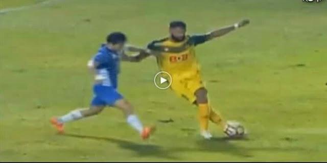 Video Aksi Double Rabona Liridon dan Baddrol Ala-Ala Brazil!