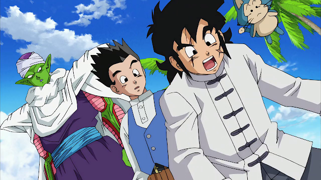 Dragon Ball Super Episode 1-10 1080p bluray high quality movie free download