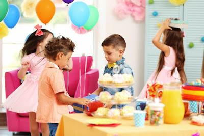 Organizezi o petrecere pentru cel mic? Iata de ce ai nevoie!