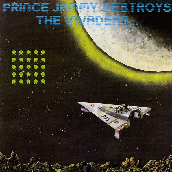 Prince Jammy     Destroys the Invaders  Greensleeves Records GREL           Nothin  Sez Somethin