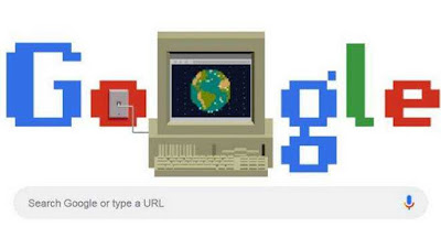 Google Doodle Celebrated 30 Years of WWW