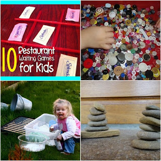 10 waiting games to play with Primary School Children :