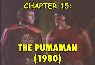 The Pumaman 1980 review one of the worst superhero movies ever made