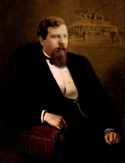 Dr Edgar Day Portrait