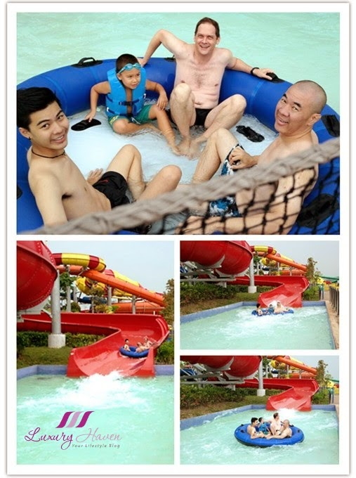 legoland malaysia resort water park red rush review