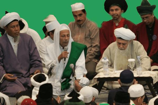 Bila Habib Luthfi Didaulat sebagai Pemersatu Thariqah di Seluruh Dunia