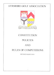 AGA CONSTITUTION & RULES OF COMPETITION
