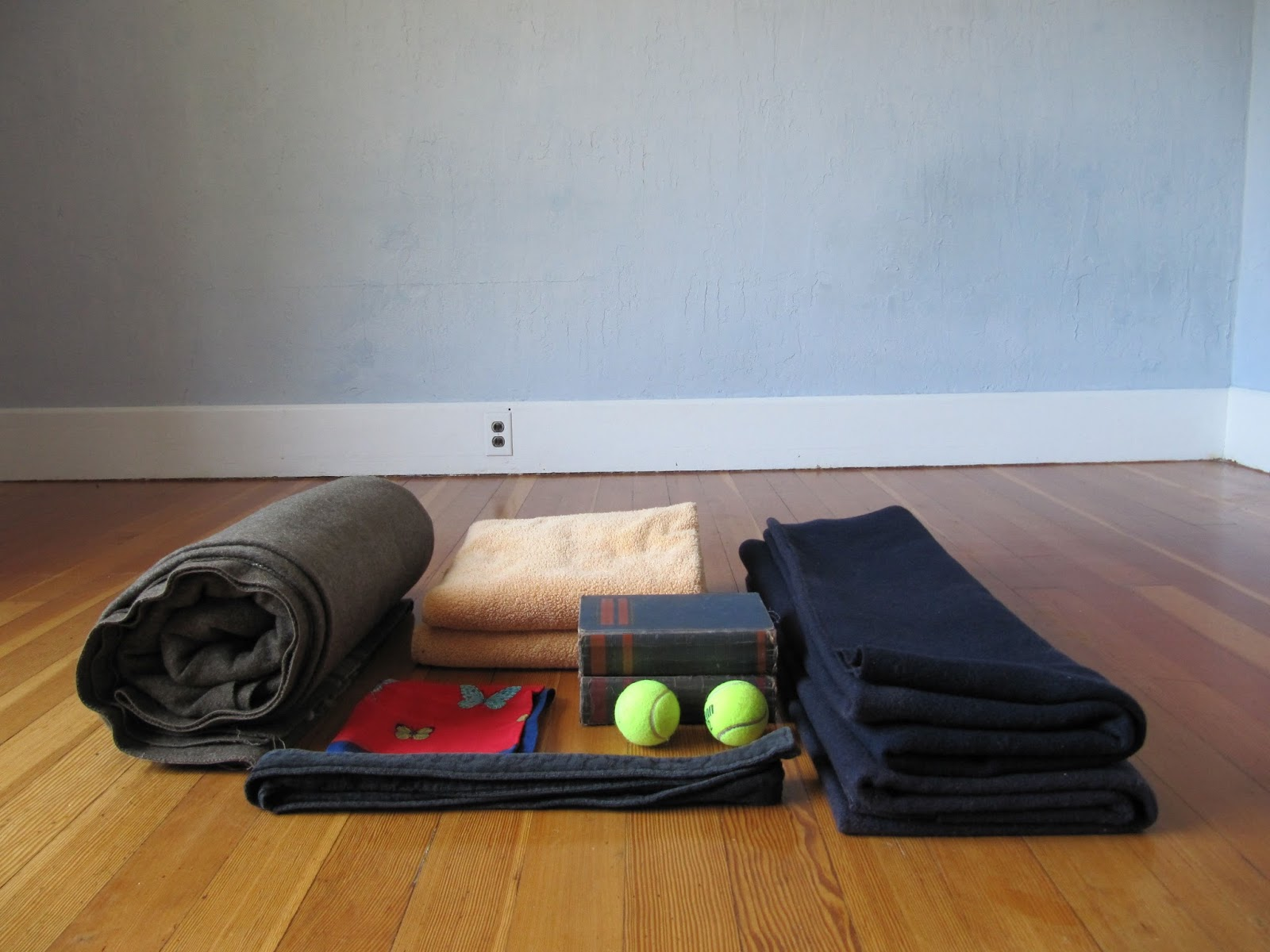 Yoga For Healthy Aging Making Your Own Yoga Props