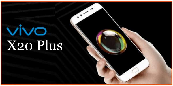 مواصفات وسعر هاتف  Vivo X20 Plus بالصور والفيديو