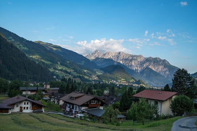 E-Bike Rundtour Hochjoch - Alpe Innerkapell  Silvretta-Montafon 02