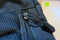 Reißverschluss: Lalawow Sling Bag taktisch Rucksack Daypack Fahrradrucksack Umhängetasche Schultertasche Crossbody Bag