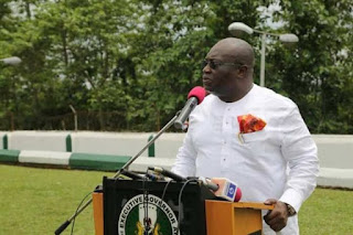 Ikpeazu: Bailout detailed of Paris Club Refunds In Abia