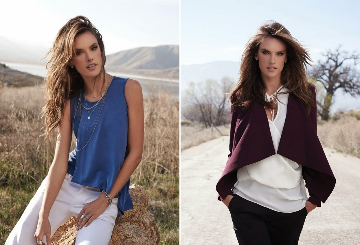 Arkitect Fall 2015 Campaign featuring Alessandra Ambrosio