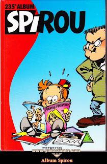 Album Spirou, numéro 235, année 1996