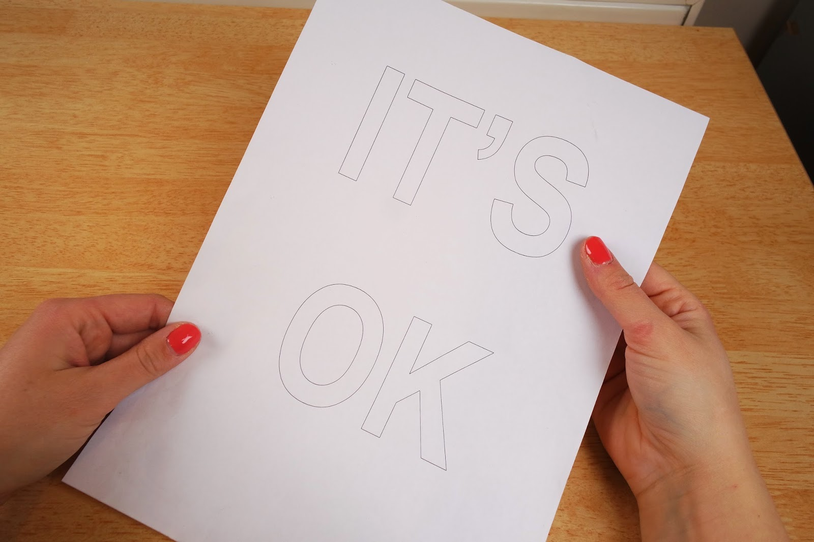 it's ok banner template