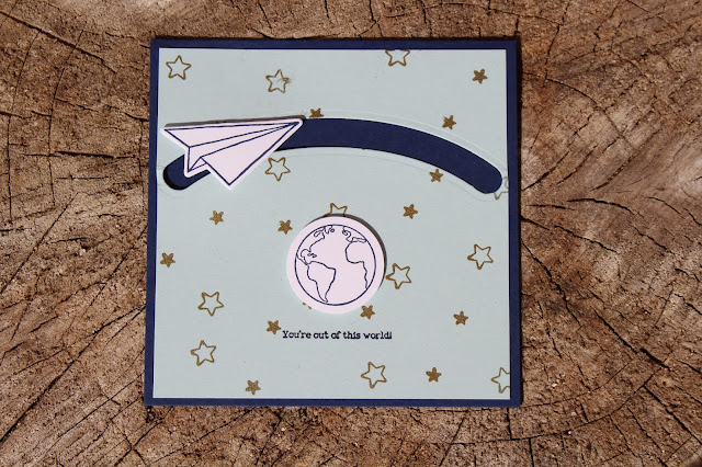 Sliding Star Framelits Dies, Shooting Star Framelits Dies Stampin' Up!