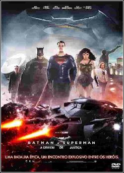 Batman vs Superman: A Origem da Justiça Dublado (2016)