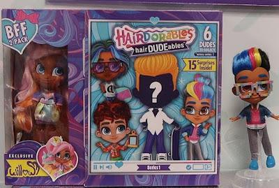 HairDUDEables куклы мальчики