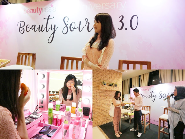 Beautynesia Beauty Soiree 3.0 #DitraktirManja
