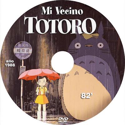 Mi vecino Totoro - [1988]