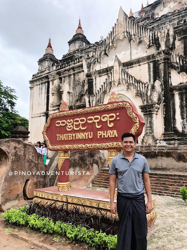 Must-Visit Temples in Bagan Tourist Spots