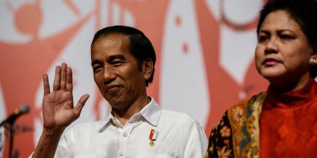 Jokowi: Tidak Setuju Perpu Ormas, Silakan Tempuh Jalur Hukum