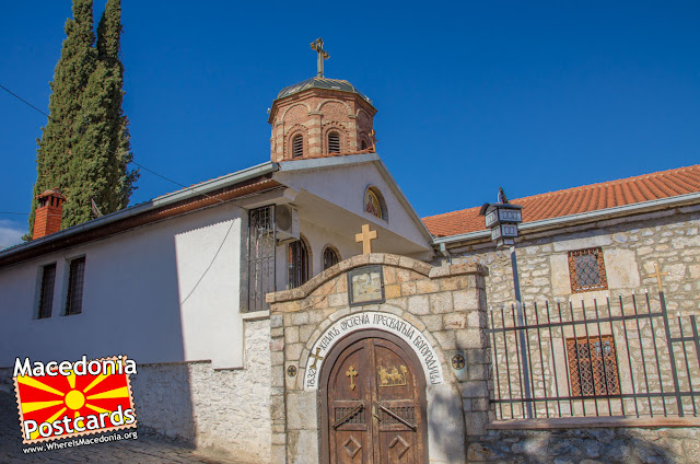 Света Богородица Каменско - Охрид