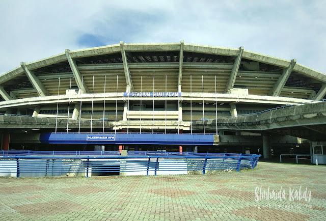 stadium shah alam,semi final stadium shah alam