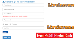 unlimited paytm loot offer liveincome