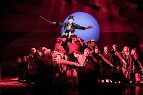 British Youth Opera - Timothy Edlin (The Stranger) - Judith Weir: The Vanishing Bridegroom (Photo Robert Workman)
