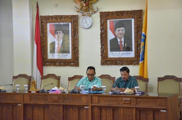 KLHS Jadi Kendala Revisi Perda Nomor 16 Tahun 2009 Provinsi Bali