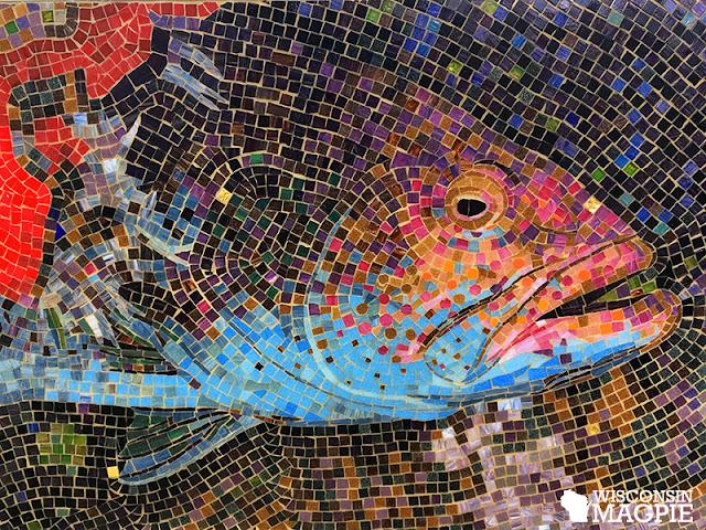 sealife mosaic