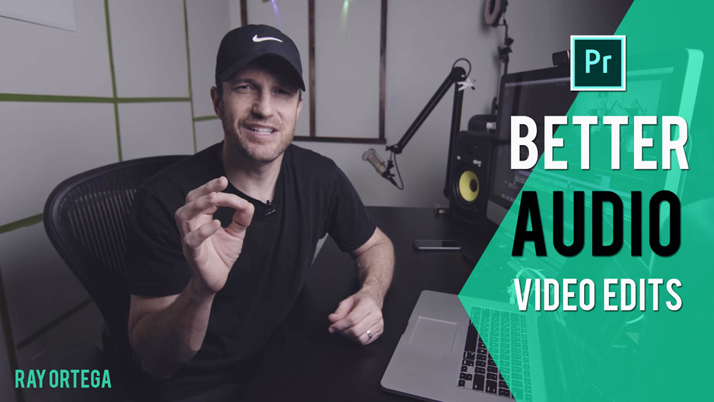 Better Audio Video Edits Using Environmental Audio and B-roll