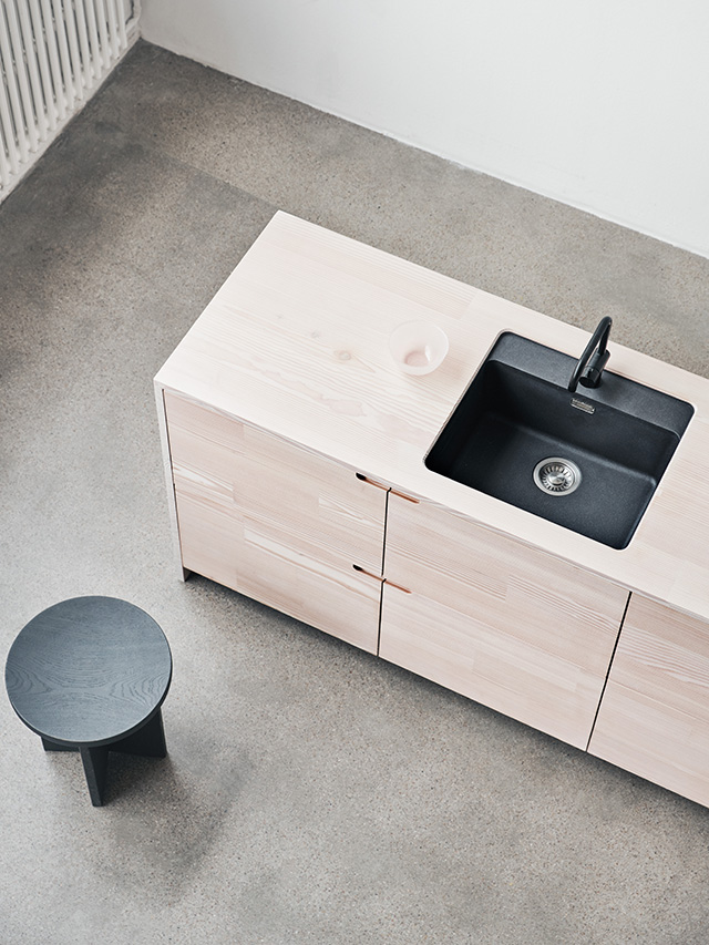 Reform Launches Sustainable Kitchen by Lendager Group in Collab with Dinesen