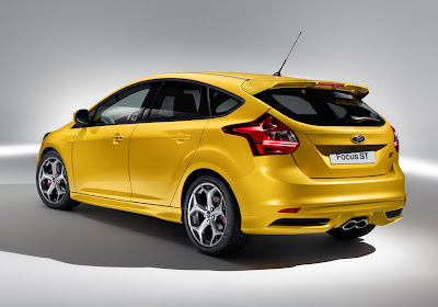 Ford Focus ST available in UK
