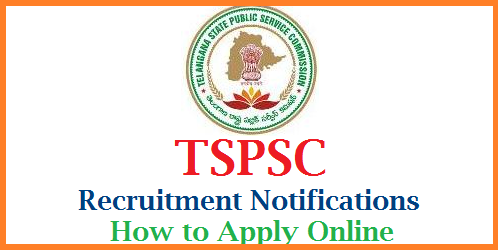 Telangana Public Service Commission has released Direct Recruitment Notification for Various Posts in Telangana | Step By Step Process to Apply online for Recruitment Notification