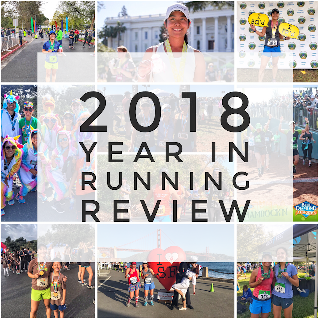 2018 Year in Running Review