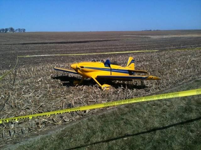 Kathryn's Report: Walling Vans RV-3, N34WC: Accident