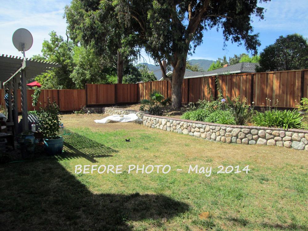 Taproot garden design fine gardening shank residence for Landscape design san jose