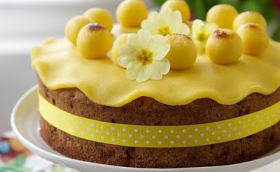 simnel cake2 386638 - Mother in Different Languages | When is Mother's Day ?