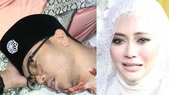 Shaheizy Sam Pengsan Selepas Akad Nikah