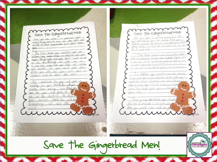 Elementary shenanigans save the gingerbread men and more for Gingerbread man story map template