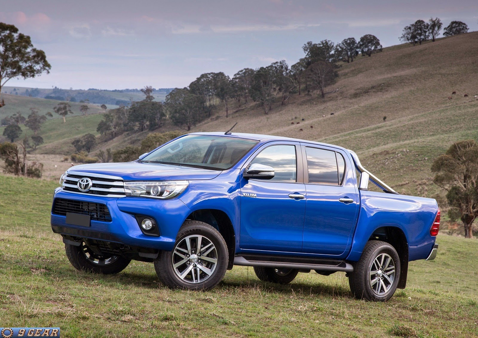 Toyota Diesel Truck >> 2016 Toyota Hilux Pickup Truck diesel | Car Reviews | New Car Pictures for 2018, 2019