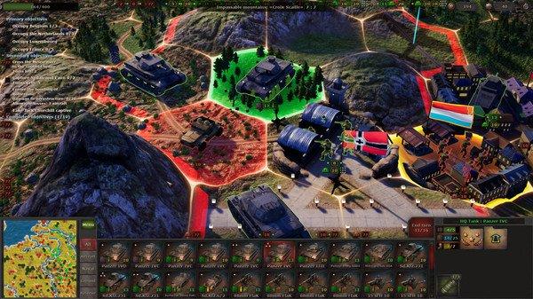 Strategic Mind: Blitzkrieg (2020) PC Full Español