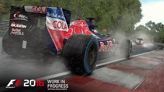 Game F1 2016 Segera Hadir Untuk PC, PlayStation dan Xbox One