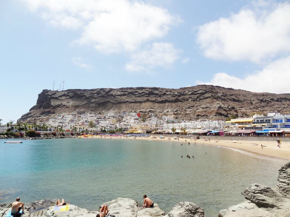 gran canaria in the canary islands
